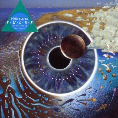 Pink Floyd - Pulse (Live) (2006) DTS 5.1