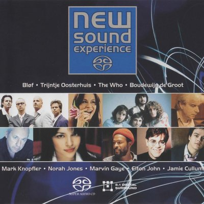 VA - New Sound Experience (2003) SACD-R