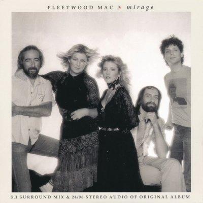 Fleetwood Mac - Mirage (2016) Audio-DVD