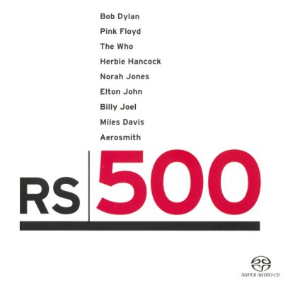 VA - The RS500 Super Audio CD Sampler (2003) SACD-R
