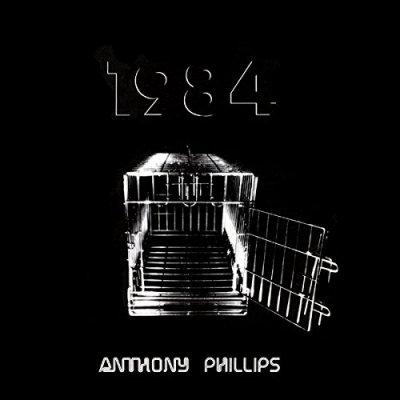 Anthony Phillips - 1984 (2016) Audio-DVD