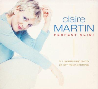 Claire Martin - Perfect Alibi (2008) SACD-R