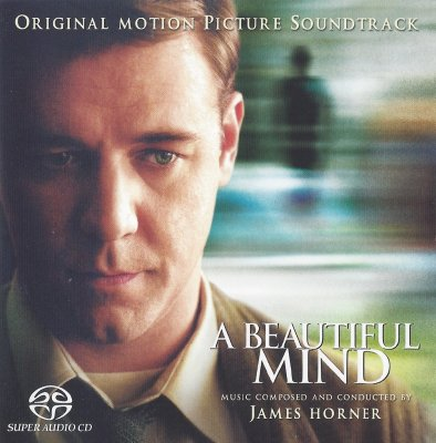 James Horner - A Beautiful Mind (Original Motion Picture Soundtrack) (2002) SACD-R