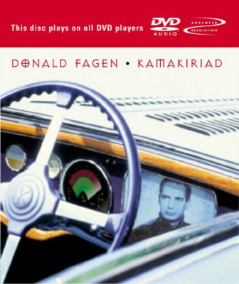 Donald Fagen - Kamakiriad (2003) DVD-Audio