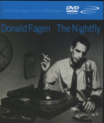 Donald Fagen - The Nightfly (2002) DVD-Audio