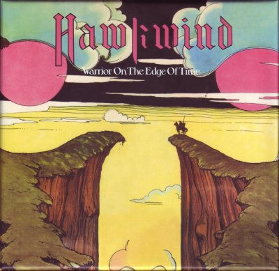 Hawkwind - Warrior On The Edge Of Time (2013) DVD-Audio