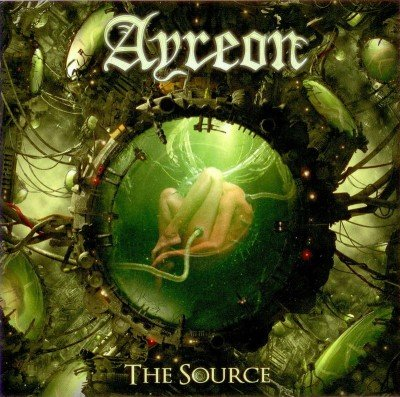 Ayreon - The Source (2017) FLAC + AudioDVD