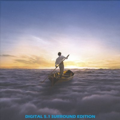 Pink Floyd - The Endless River (2014) Audio-DVD