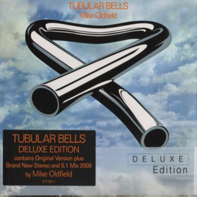 Mike Oldfield - Tubular Bells (Deluxe Edition) (2009) Audio-DVD