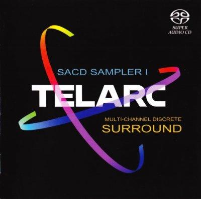 VA - Telarc SACD Sampler I (2002) SACD-R