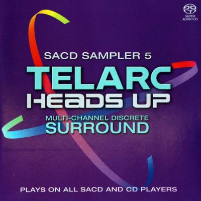 VA - Telarc Heads Up SACD Sampler Vol. 5 (2005) SACD-R