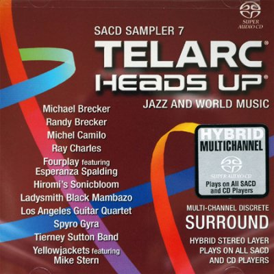 VA - Telarc Heads Up SACD Sampler Vol. 7 (2009) SACD-R