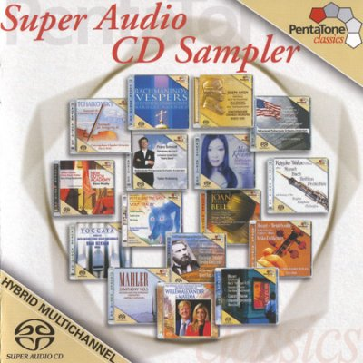 VA - PentaTone classics - Super Audio CD Sampler (2003) SACD-R
