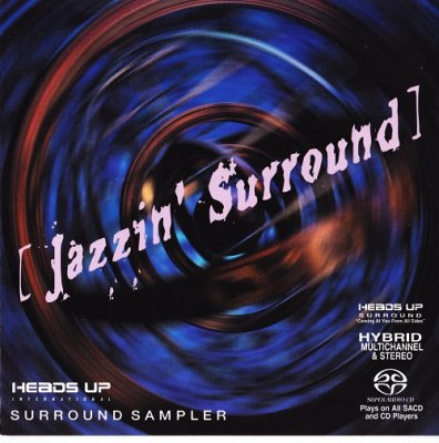 VA - Jazzin' Surround (2003) SACD-R