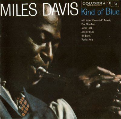 Miles Davis - Kind of Blue (2001) SACD-R