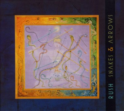 Rush - Snakes & Arrows (MVI) (2007) Audio-DVD