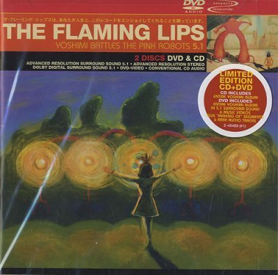 The Flaming Lips - Yoshimi Battles the Pink Robots (2002) DTS 5.1