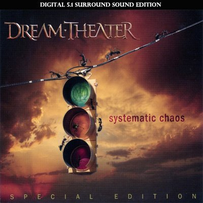 Dream Theater - Systematic Chaos (2007) DTS 5.1