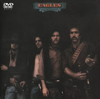 Eagles - Desperado (1973) DVD-Audio