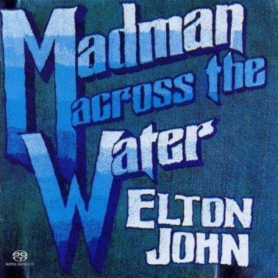 Elton John - Madman Across The Water (2004) DVD-Audio