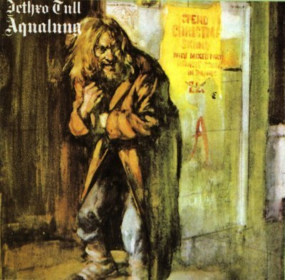 Jethro Tull - Aqualung (2011) Audio-DVD