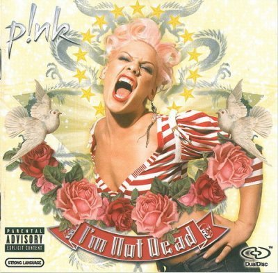 Pink - I'm Not Dead (2006) Audio-DVD