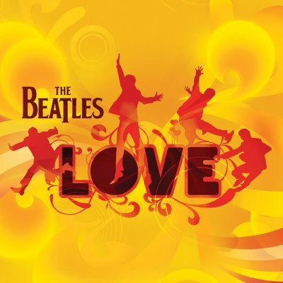 The Beatles - Love (2006) DTS 5.1