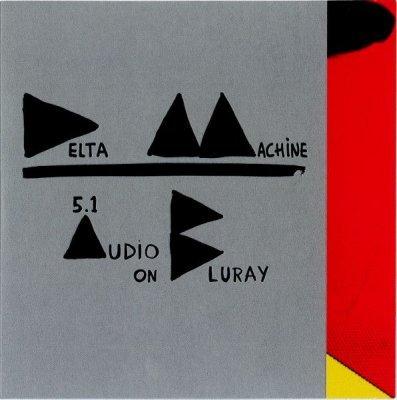 Depeche Mode - Delta Machine (2014) DTS 5.1
