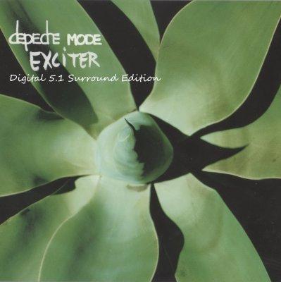 Depeche Mode - Exciter (2007) DTS 5.1
