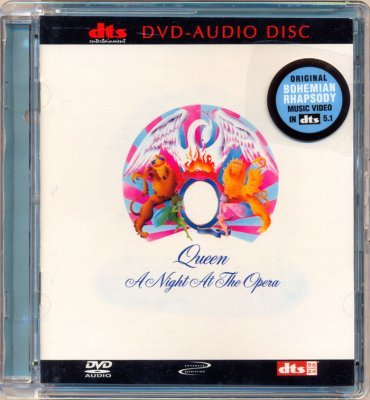 Queen - A Night At The Opera (2001) DVD-Audio