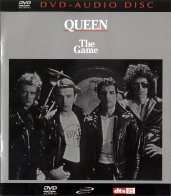 Queen - The Game (2003) DVD-Audio