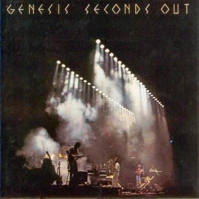 Genesis - Seconds Out (2009) Audio-DVD