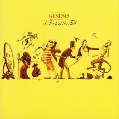 Genesis - A Trick of the Tail (2007) DVD-Audio