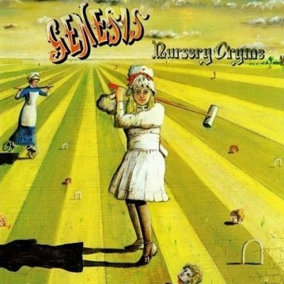 Genesis - Nursery Cryme (2007) SACD-R