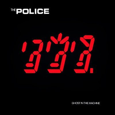 The Police - Ghost In The Machine (2003) DVD-Audio