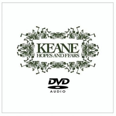 Keane - Hopes And Fears (2004) DVD-Audio