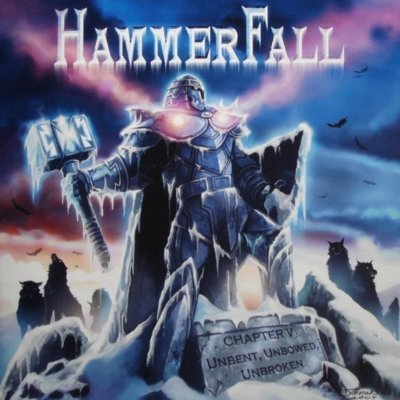 Hammerfall - Chapter V: Unbent, Unbowed, Unbroken (2005) DVD-Audio