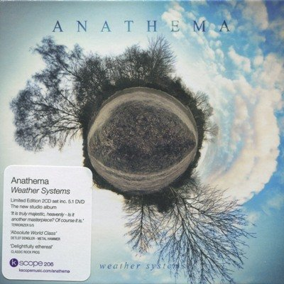 Anathema - Weather Systems (Bonus DVD) (2012) DVD-Audio + Audio-DVD + FLAC 5.1