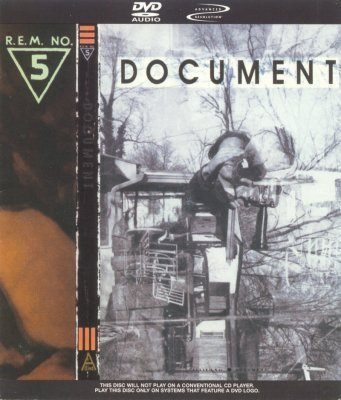 R.E.M. - Document (2003) DVD-Audio