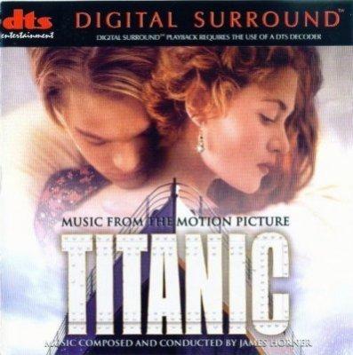 James Horner - Music from Titanic (1998) DTS 5.1