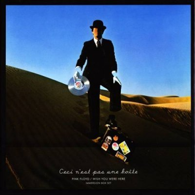 Pink Floyd - Wish You Were Here (2011) DVD-Audio + Audio-DVD