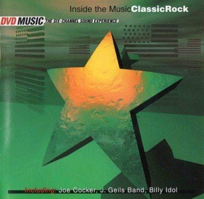 VA - Inside The Music - Classic Rock (2001) DVD-Audio
