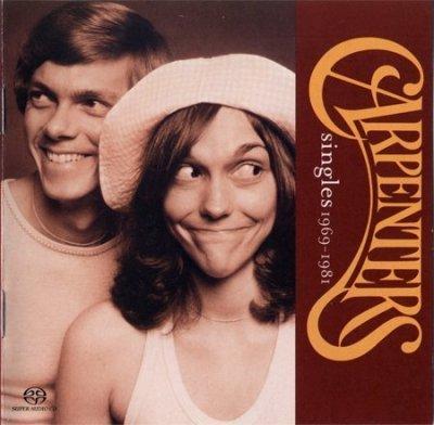 Carpenters - Singles (1969-1981) (2005) SACD-R
