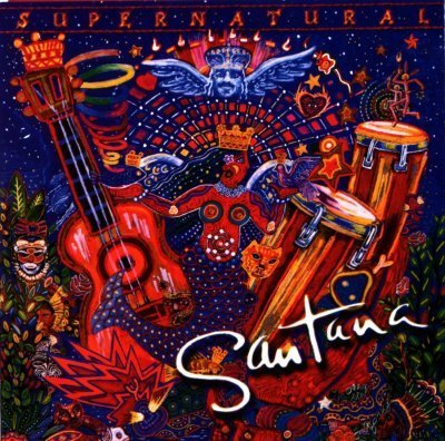 Santana - Supernatural (2003) DVD-Audio