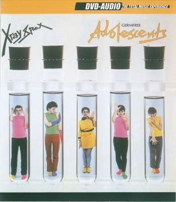 X-Ray Spex - Germ Free Adolescents (2002) DVD-Audio
