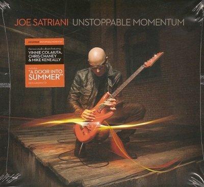 Joe Satriani – Unstoppable Momentum (2013) FLAC
