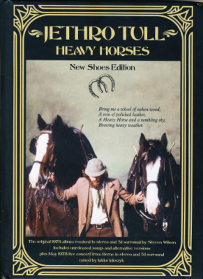 Jethro Tull - Heavy Horses (New Shoes Edition 3CD) (2018) FLAC
