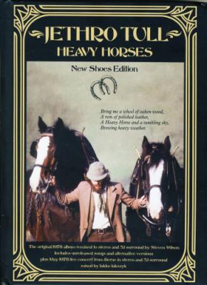 Jethro Tull - Heavy Horses (New Shoes Edition 3CD) (2018) FLAC