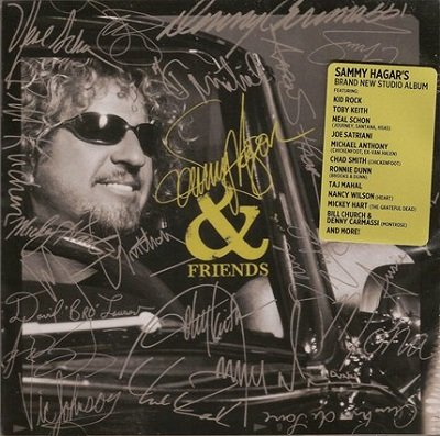 Sammy Hagar - Sammy Hagar & Friends (2013) FLAC