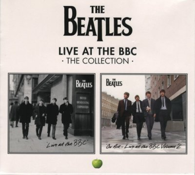The Beatles - Live At The BBC - The Collection (Box Set, 4CD) (2013) FLAC